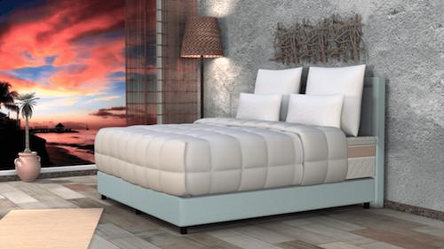 HANSE PREMIUM Bed