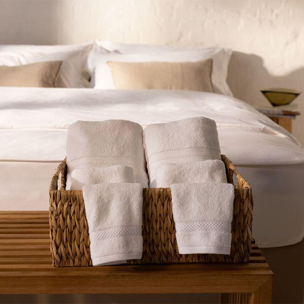 Hanse 2-pack Luxury Hotel Bath Towel