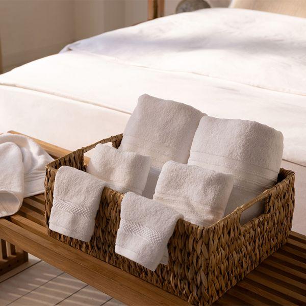 Hanse 10-pack Luxury Hotel Washcloths